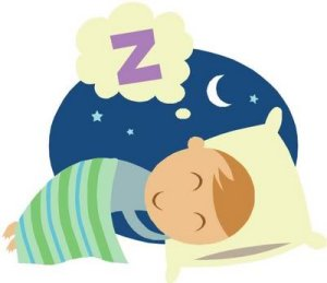 SleepingBabyCartoon